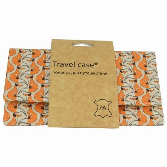Конверт для путешествий Fox В упаковке