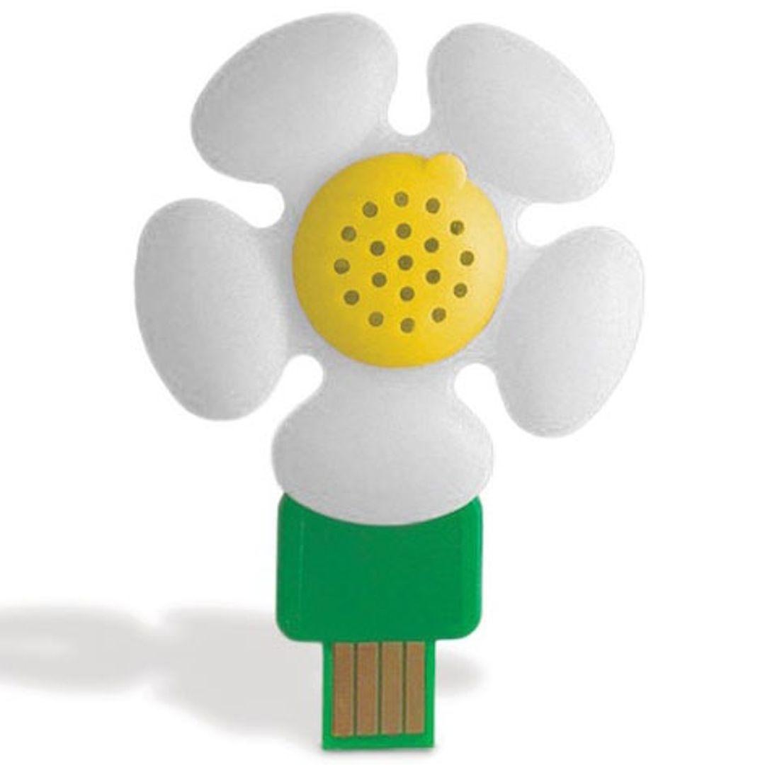 USB Аромадиффузор Ромашка Daisy