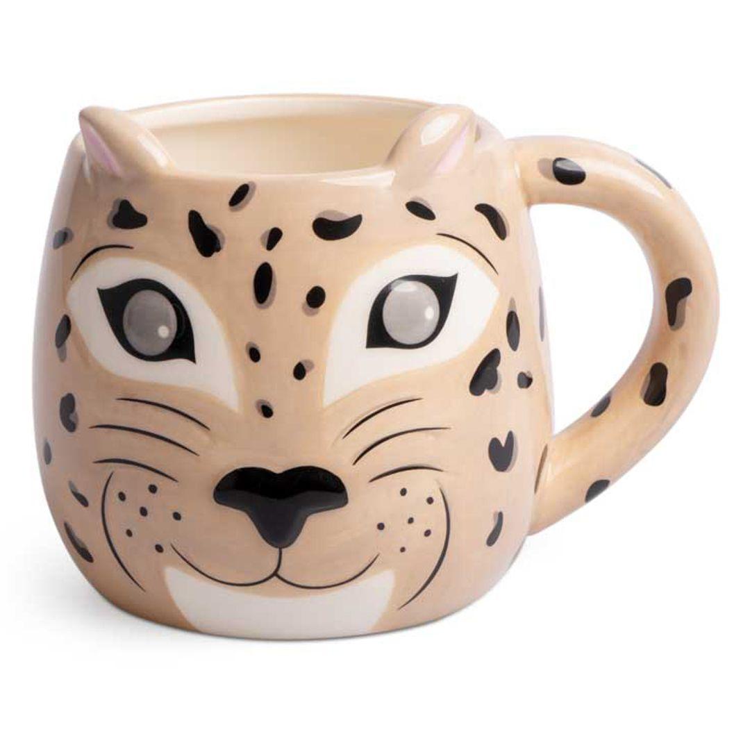 Кружка Леопард Leopard