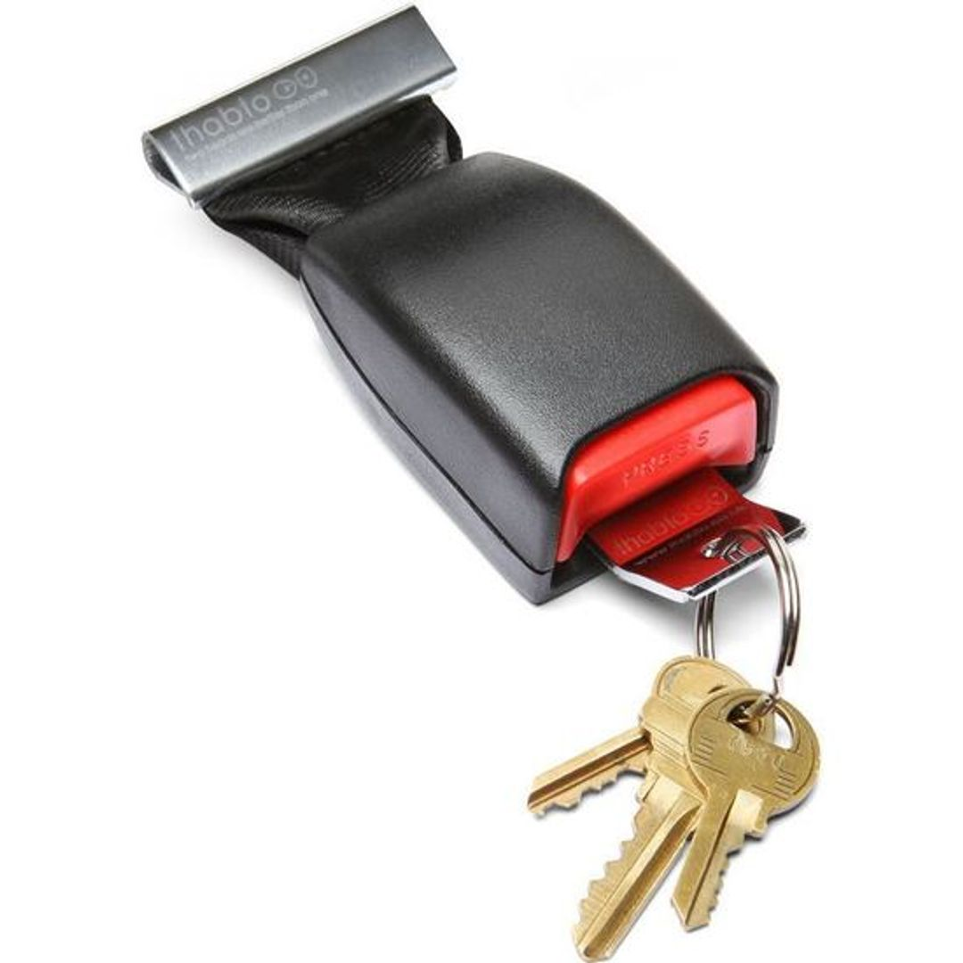 Держатель для ключей Ремень безопасности Buckle Up
