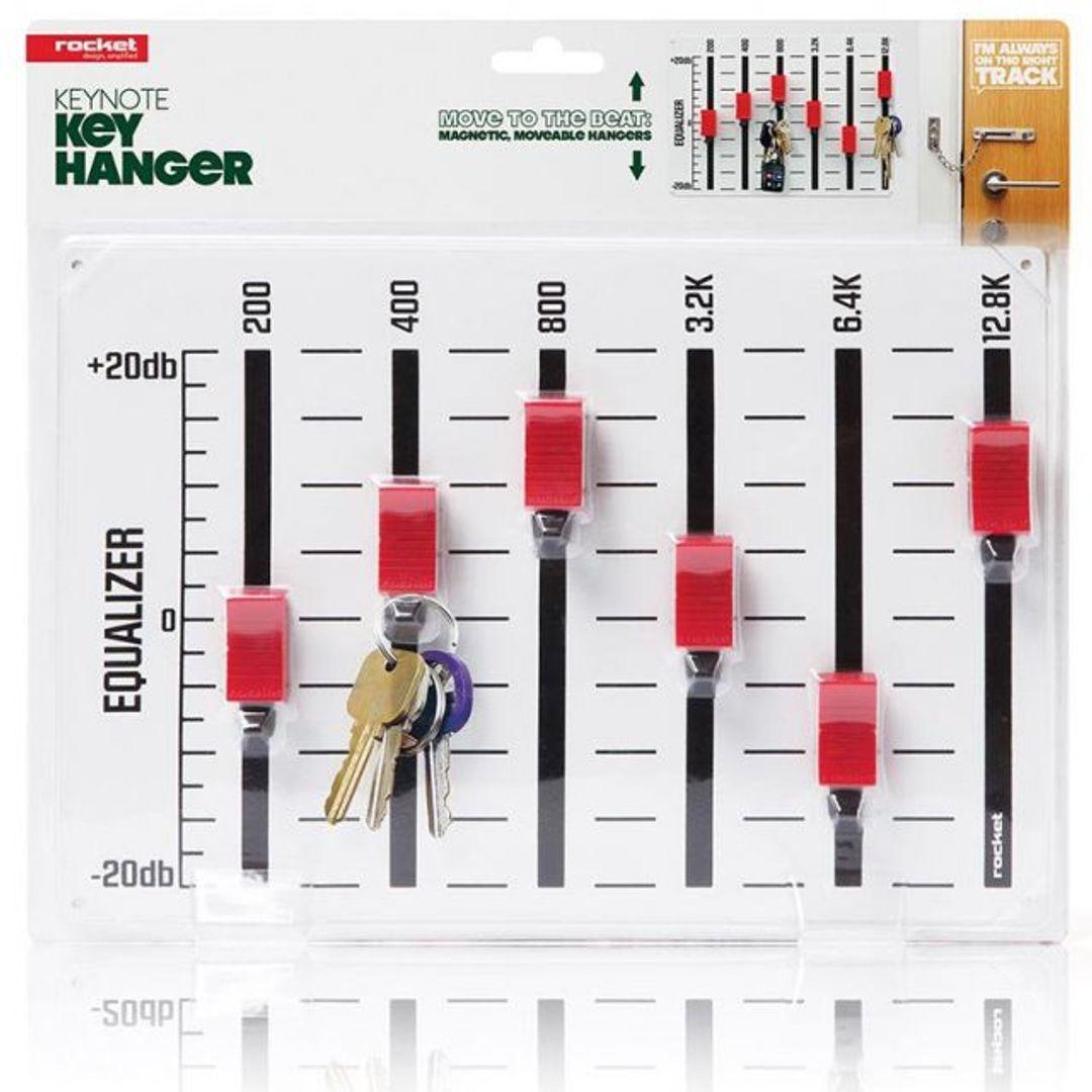 Держатель для ключей Эквалайзер Key Hanger