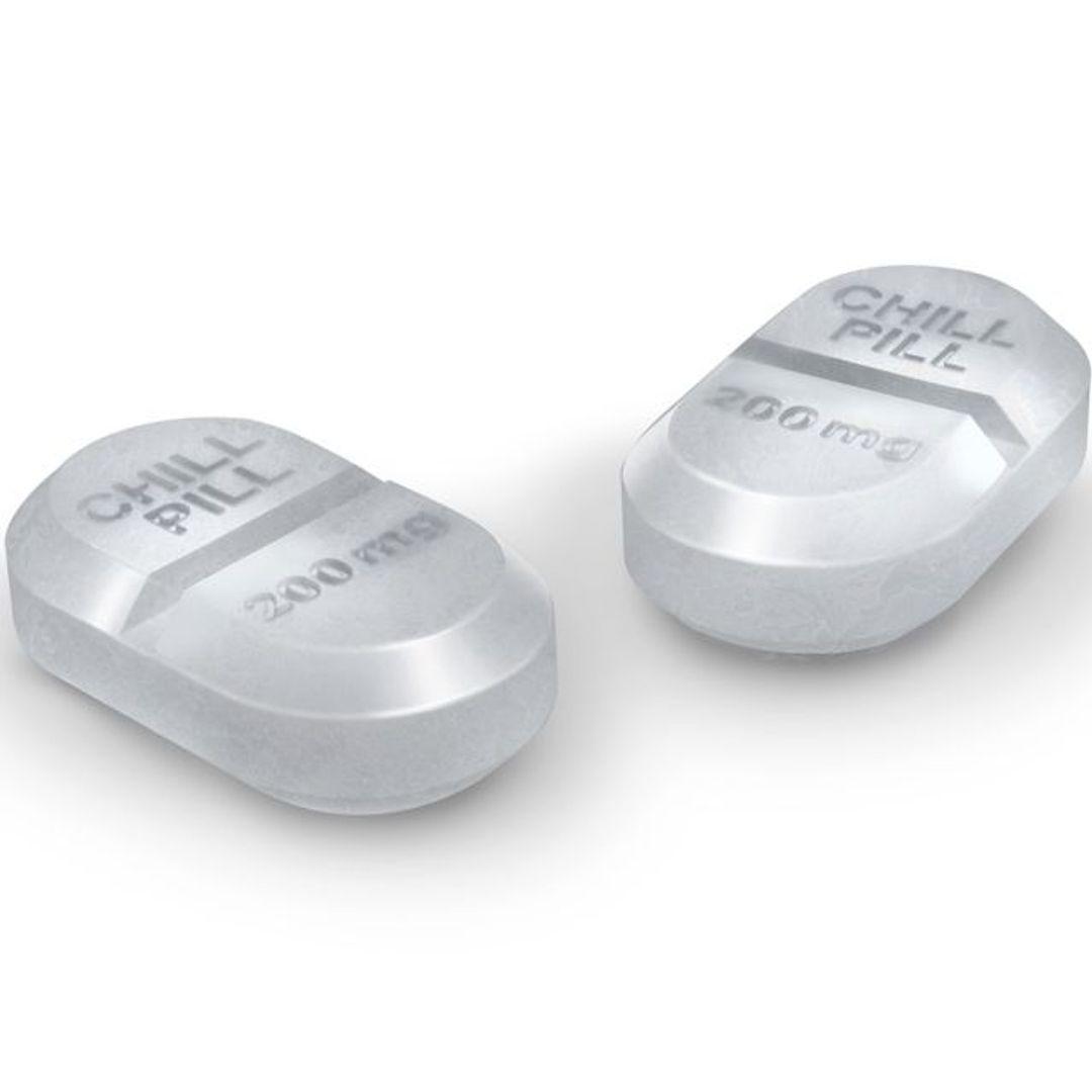 Форма для льда Пилюли Chill Pill Лед из формы