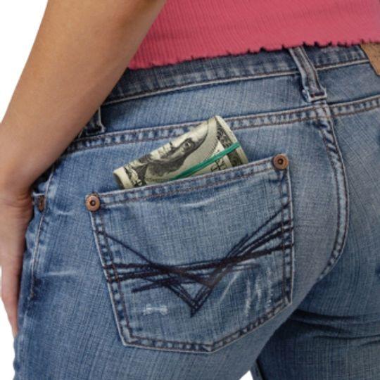 Бумажник Loaded! В кармане
