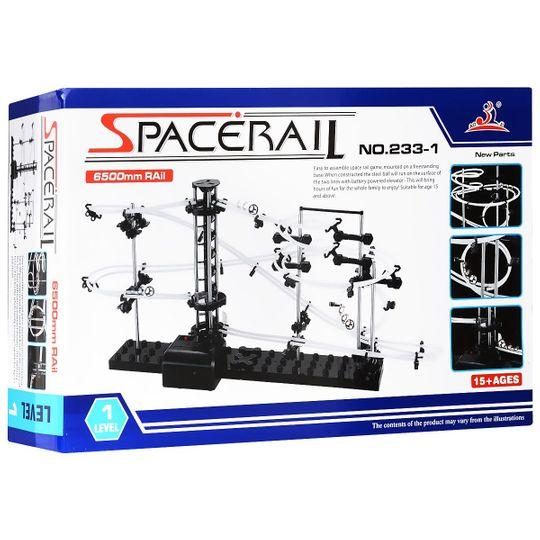 Конструктор SpaceRail Level 1 6500mm Rail No. 233-1 New Parts