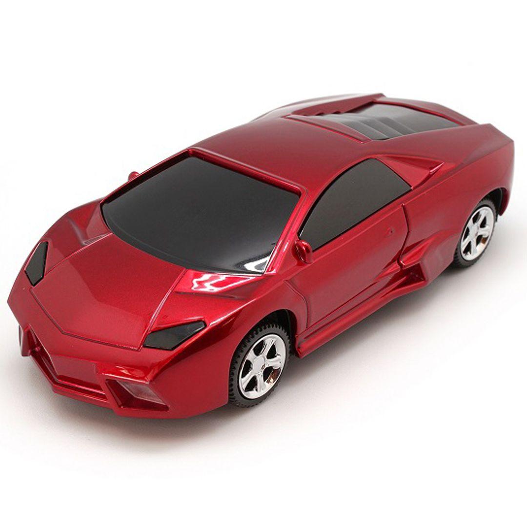 Внешний аккумулятор Power Bank Lamborghini (Красный)