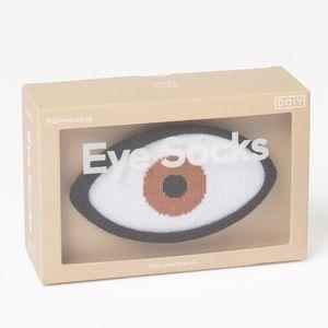 Носки Eye (коричневые)