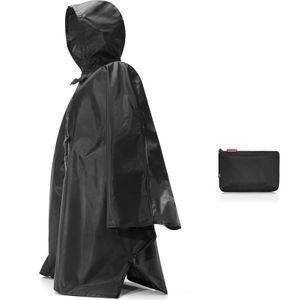 Дождевик Mini Maxi Poncho Black