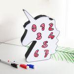 USB Светильник для рисования Единорог