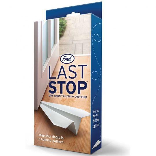 Стоппер для двери Бумажный самолетик Last Stop