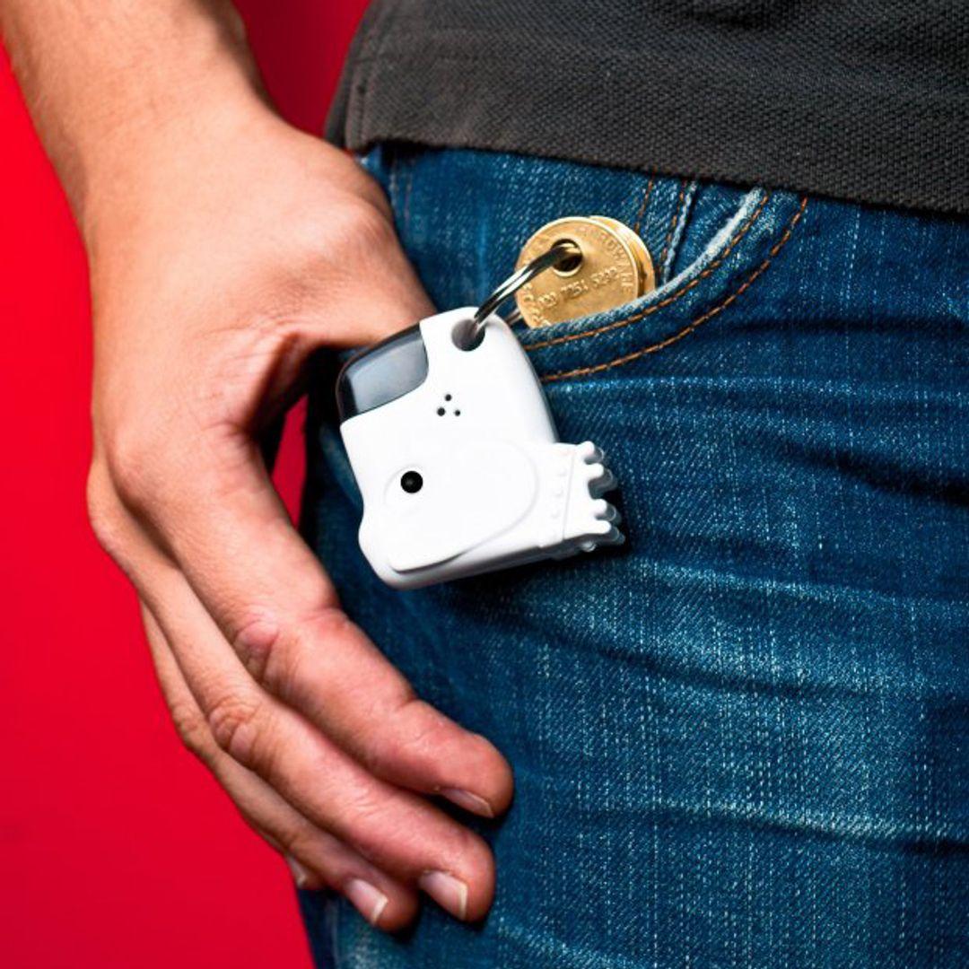 Поисковик ключей Собачка Fetch my keys