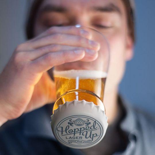 Стакан Hopped Up Идеально для пива