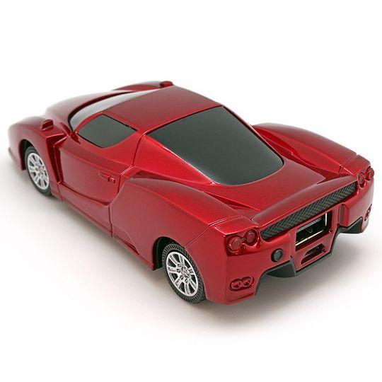 Внешний аккумулятор Power Bank Ferrari (Красный)