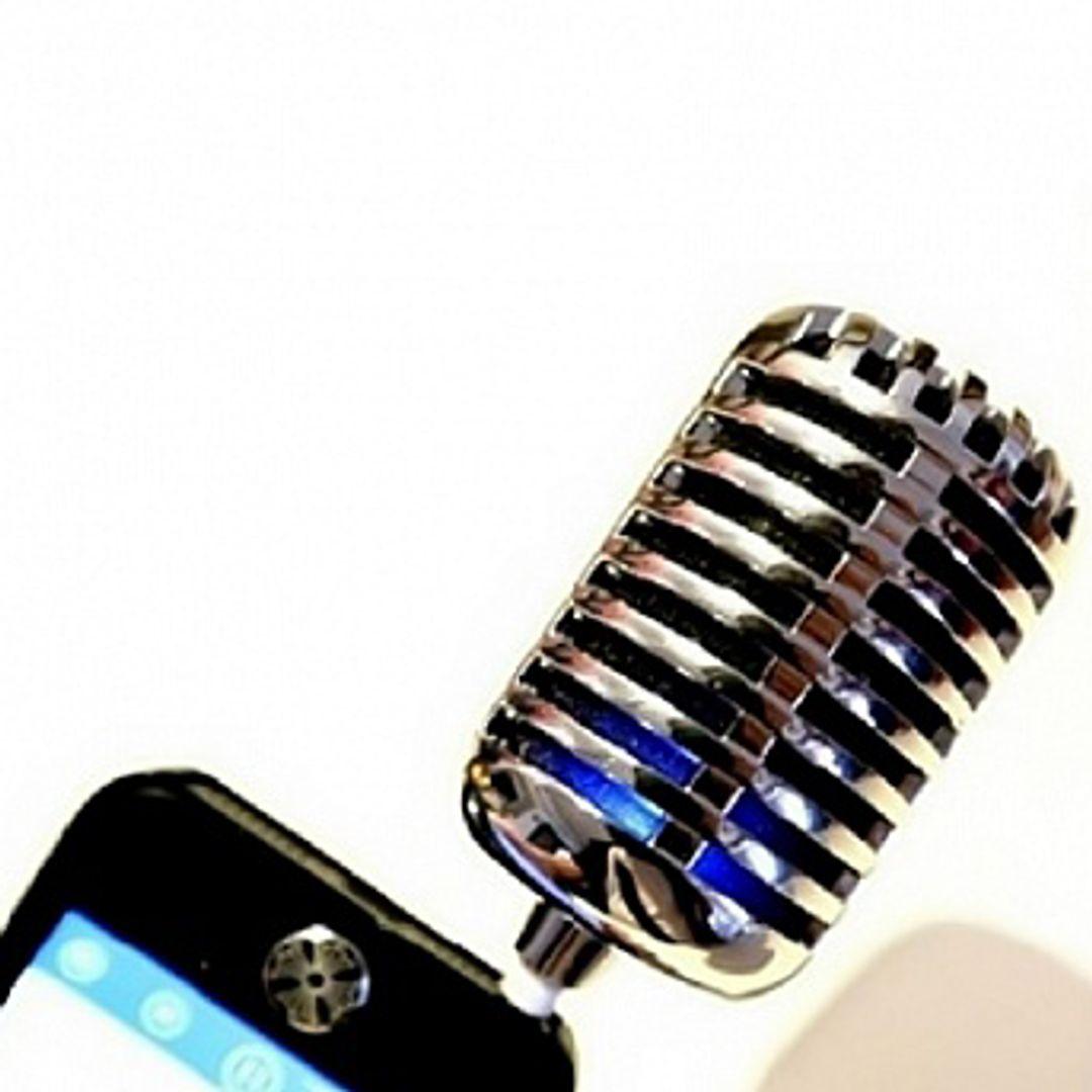 Колонка для телефона Микрофон