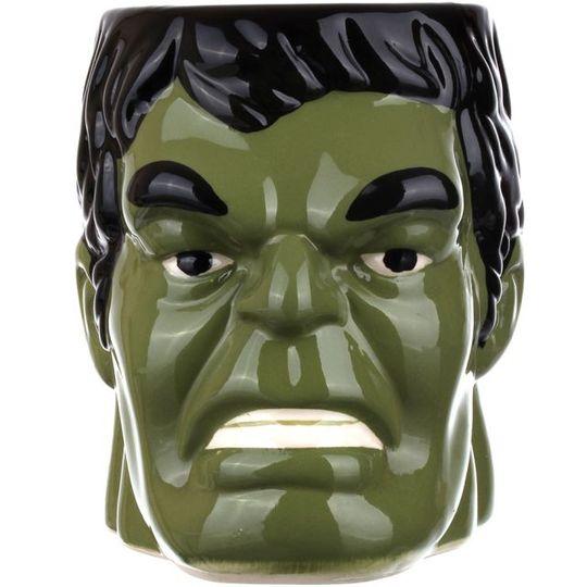 Кружка Халк Hulk Фас