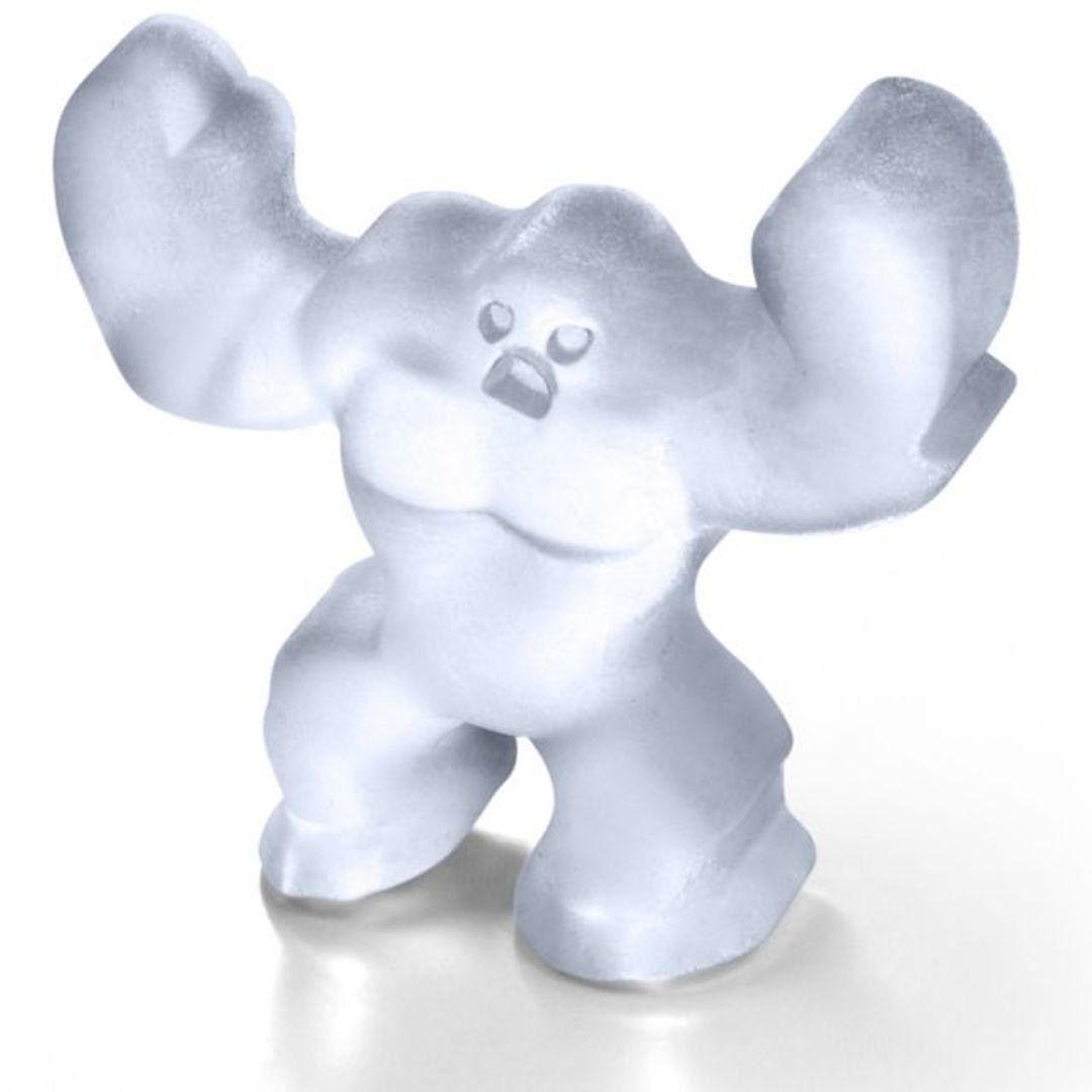Форма для льда Чудовище Abominable Лед из формы