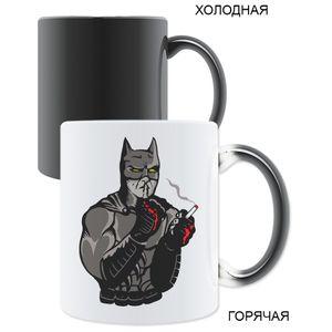 Термокружка Бэтмен Тссс
