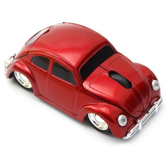 Мышь беспроводная Volkswagen (Красный)