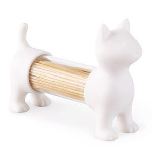 Емкость для соли, перца или зубочисток Cat
