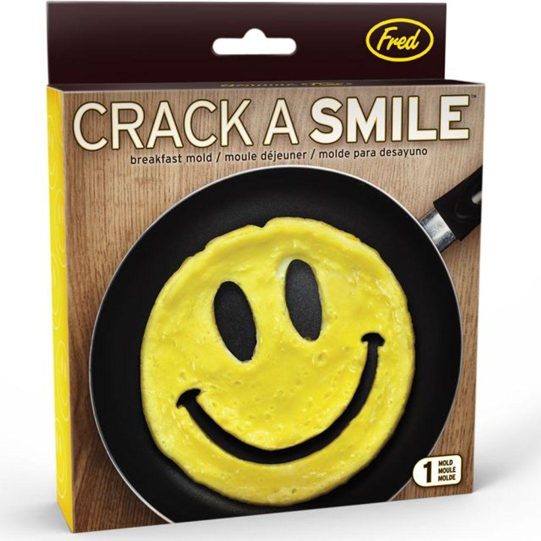 Форма для омлета Смайлик Crack a smile