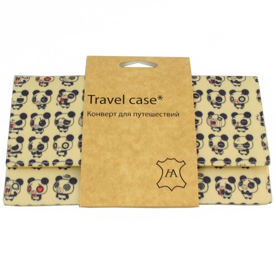 Конверт для путешествий Be Panda В упаковке