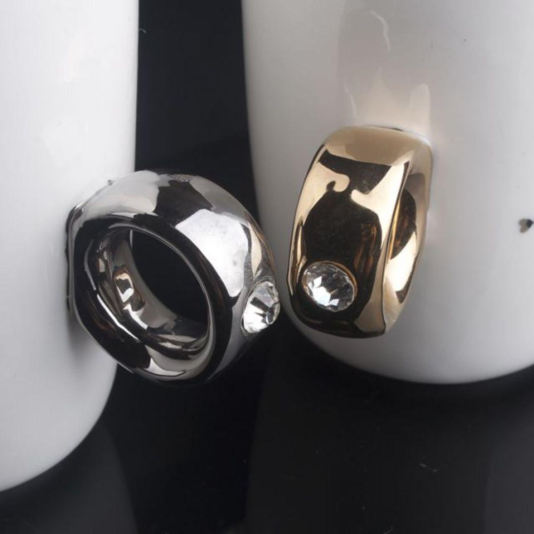 Набор кружек с кольцом (2 шт.)