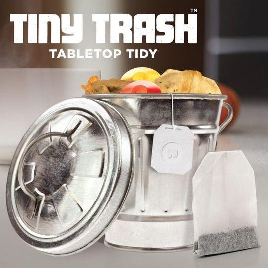 Настольный мусорный бак Tiny Trash