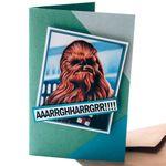 Открытка Star Wars Чубакка Chewbacca