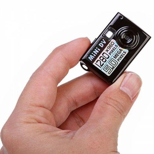 Мини видеокамера