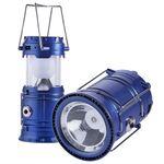 Кемпинговый фонарь-светильник с солнечной батареей Camping Lantern
