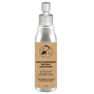 Органический дезодорант Chemical Barbers Хмель и бергамот