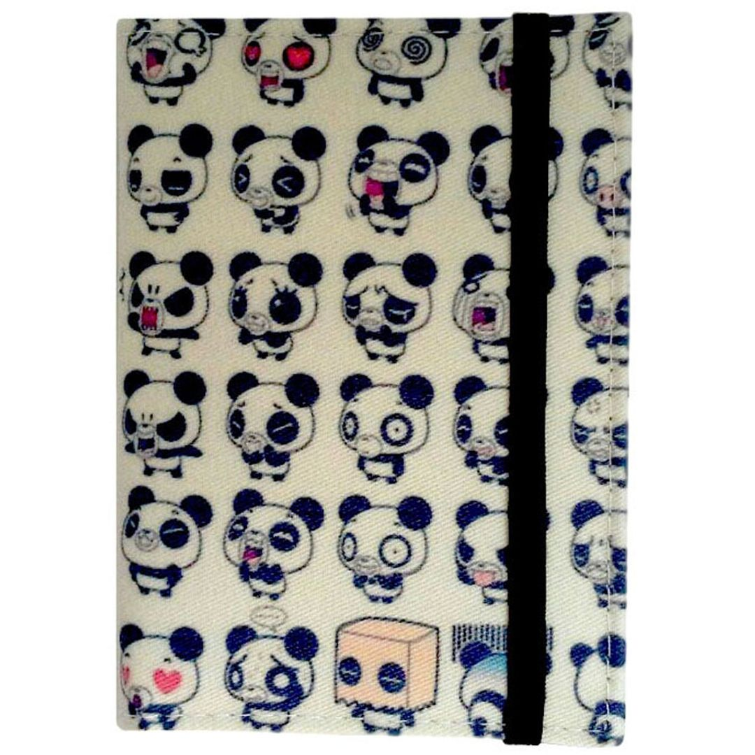 Обложка для автодокументов Be Panda