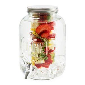 Лимонадник с инфузером Drink (3.7 л)