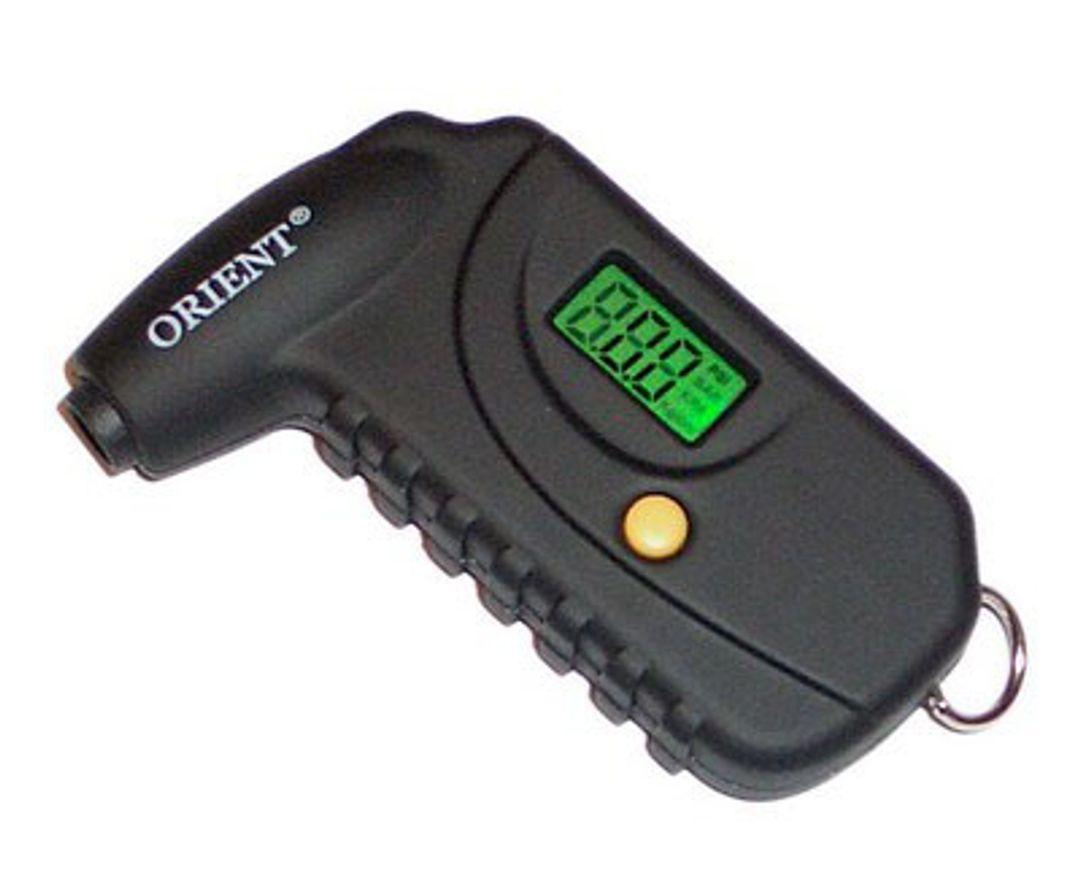 Портативный цифровой манометр TG-02