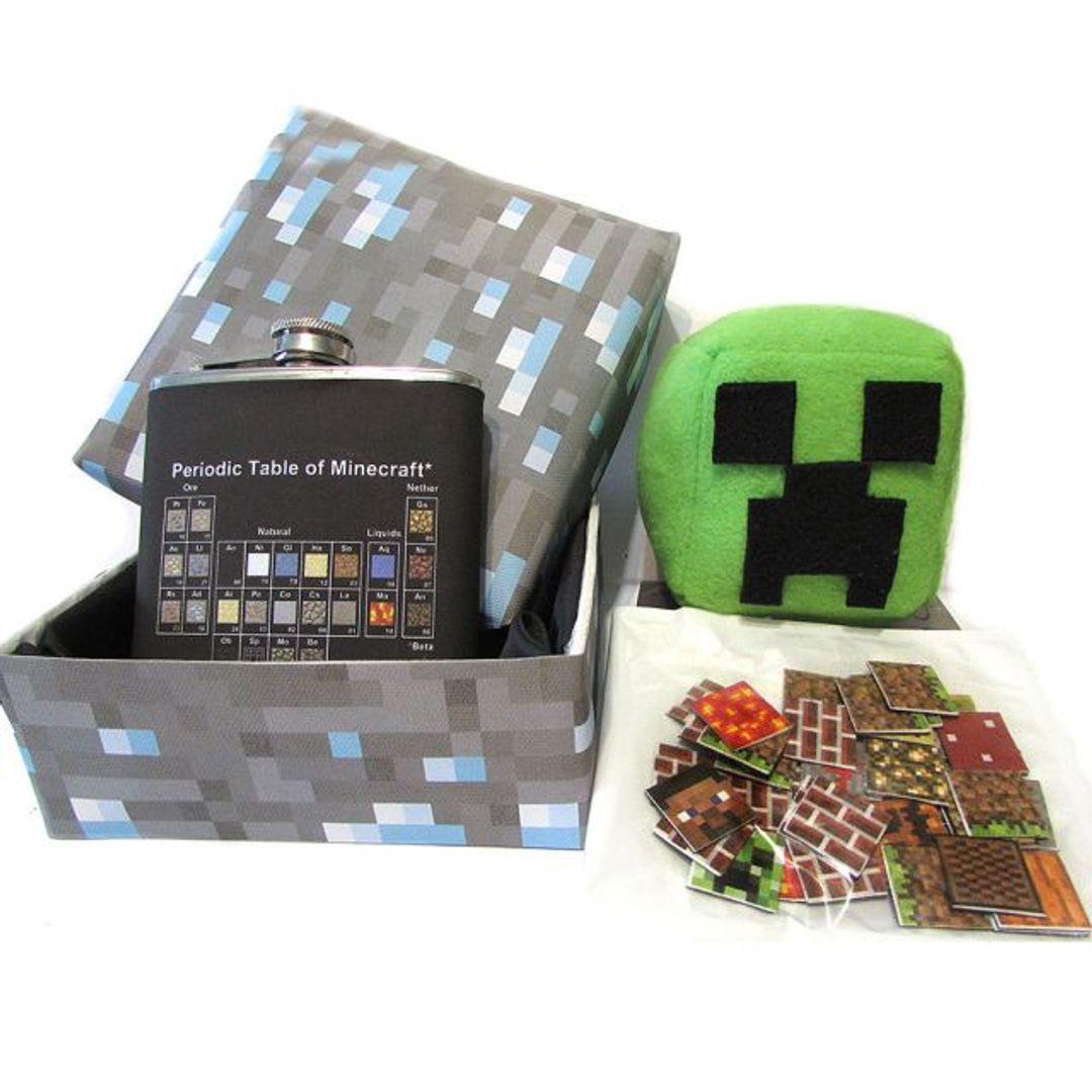 Подарочный набор Minecraft