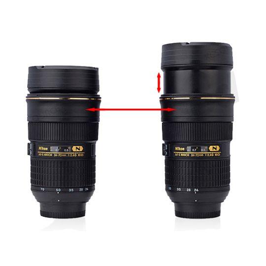 Кружка Объектив Nikon 24-70 Zoom